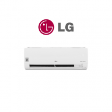 SPLIT PARED 12.000 BTU R410 INVERTER SOLO FRIO LG